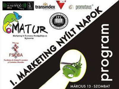 I. marketing nyilt napok
